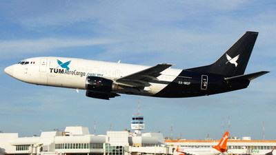 XA-MCF - Boeing 737-36E(BDQC) - TUM AeroCarga