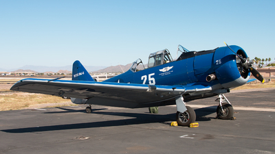 N3246G - North American SNJ-5 Texan - Commemorative Air Force