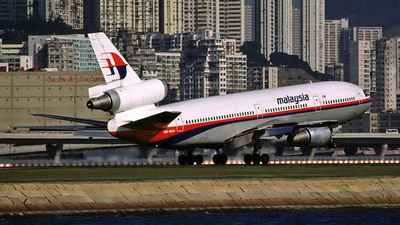 9M-MAX - McDonnell Douglas DC-10-30 - Malaysia Airlines