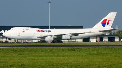 TF-ATX - Boeing 747-236B(SF) - MASkargo (Air Atlanta Icelandic)