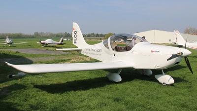 59DKQ - Evektor-Aerotechnik Eurostar SL - Private