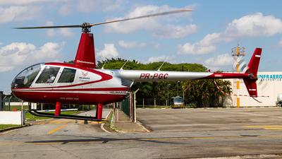 PR-PGC - Robinson R44 Raven II - Helimarte Taxi Aéreo