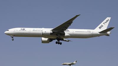 N557CC - Boeing 777-36NER - Israel Aerospace Industries (IAI)