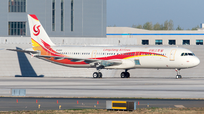 B-8289 - Airbus A321-211 - Longjiang Airlines