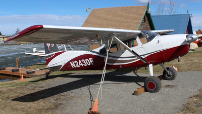 A picture of N2430F - Cessna 180H - [18051630] - © Stig Rokkones