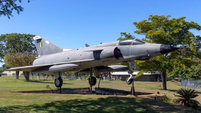 FAB4924 - Dassault Mirage 3EBR - Brazil - Air Force