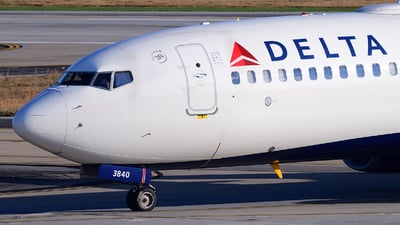 A picture of N840DN - Boeing 737932(ER) - Delta Air Lines - © Agustin Anaya