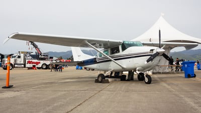 N90TF - Cessna U206G Stationair - Private