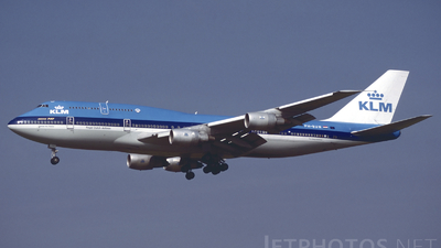 PH-BUN - Boeing 747-206B(M)(SUD) - KLM Royal Dutch Airlines