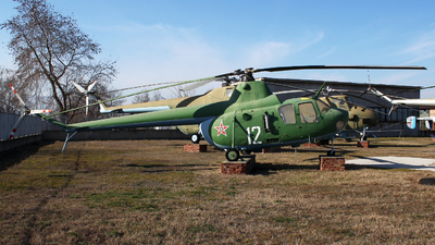 12 - Mil Mi-1 Hare - Bulgaria - Air Force
