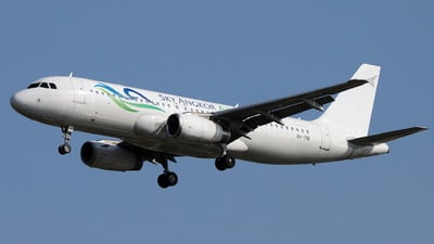 XU-718 - Airbus A320-232 - Sky Angkor Airlines