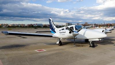 A picture of ECJFU - Piper PA34 220T Seneca IV - [3448032] - © Enrique Rubira