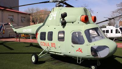 CCCP-23760 - PZL-Swidnik Mi-2 Hoplite - Private
