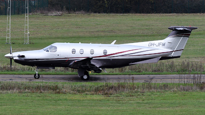 OH-JFM - Pilatus PC-12/47E - Fly 7 Executive Aviation