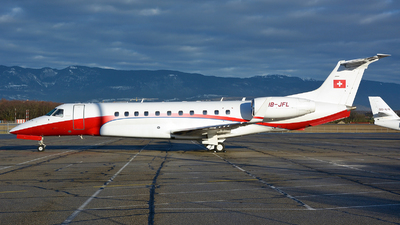 HB-JFL - Embraer ERJ-135BJ Legacy 600 - Nomad Aviation