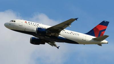 N355NB - Airbus A319-114 - Delta Air Lines
