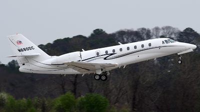 N680DC - Cessna 680 Citation Sovereign - Private