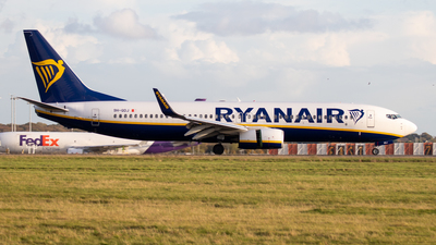 9H-QDJ - Boeing 737-8AS - Ryanair (Malta Air)