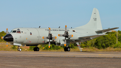 7203 - Lockheed P-3AM Orion - Brazil - Air Force