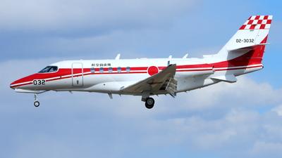 02-3032 - Cessna Citation Latitude - Japan - Air Self Defence Force (JASDF)