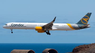 A picture of DABOC - Boeing 757330 - Condor - © Pablo Gonzalez de Leon
