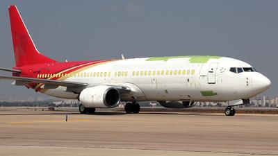 A picture of N471BS - Boeing 73786J(BDSF) - DHL - © Rami Mizrahi