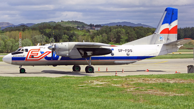 A picture of SPFDS - Antonov An26 - [12205] - © Scotty Antico