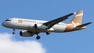 PK-SAT - Airbus A320-232 - Super Air Jet