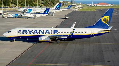 A picture of EIEVI - Boeing 7378AS - Ryanair - © Eduardo Paixão Silva