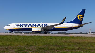 EI-DPX - Boeing 737-8AS - Ryanair