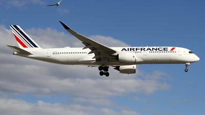 F-HTYD - Airbus A350-941 - Air France