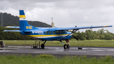 VH-DZZ - Cessna 208 Caravan - Skydive the Beach Group Limited.