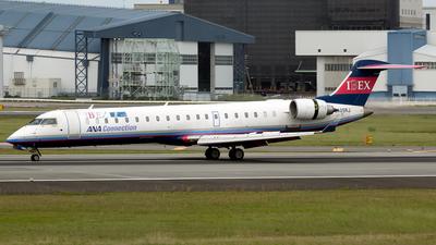 JA05RJ - Bombardier CRJ-702 - Ibex Airlines