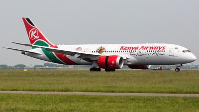 5Y-KZG - Boeing 787-8 Dreamliner - Kenya Airways