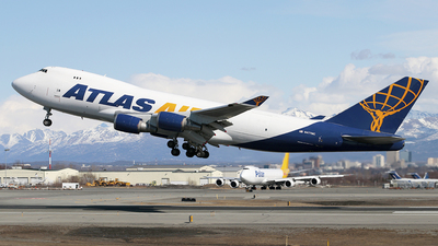 N477MC - Boeing 747-47UF(SCD) - Atlas Air