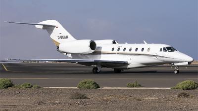 D-BEAR - Cessna 750 Citation X - Air X