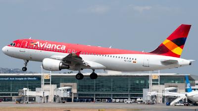 HC-CSF - Airbus A320-214 - Avianca Ecuador