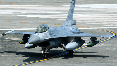 6684 - General Dynamics F-16A Fighting Falcon - Taiwan - Air Force