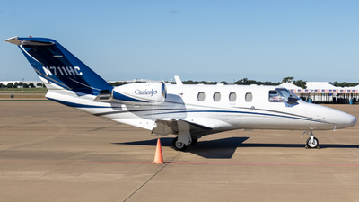 N711HC - Cessna 525 Citation CJ1 - Private