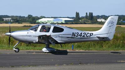 N342CP - Cirrus SR22-GTS G3 - Private