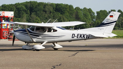 D-EKKW - Cessna T182T Turbo Skylane - Private
