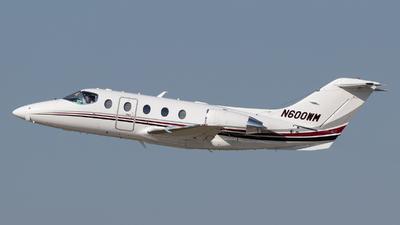 N600WM - Raytheon Hawker 400XP - Private