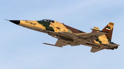 3-7367 - Northrop F-5E Saeghe - Iran - Air Force