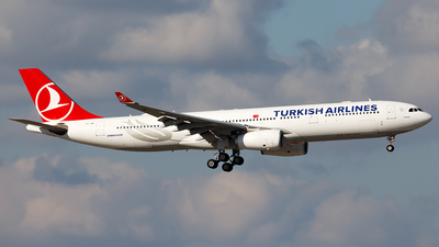 A picture of TCJNI - Airbus A330343 - Turkish Airlines - © MBekir CKMK