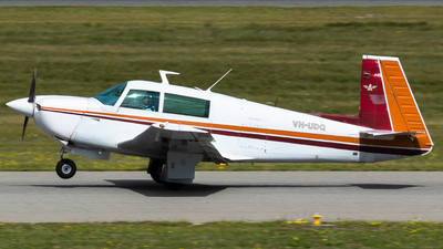 VH-UDQ - Mooney M20J - Private