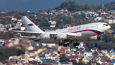 A picture of RA96018 - Ilyushin Il96300 -  - © Artyom Kuzhlev