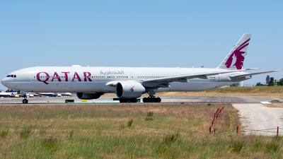 A7-BAL - Boeing 777-3DZER - Qatar Airways