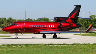 N539CA - Dassault Falcon 900EX - Private