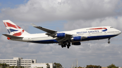 G-BNLI - Boeing 747-436 - British Airways