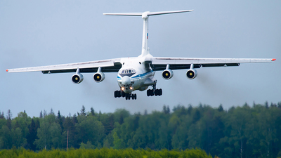 RF-78814 - Ilyushin IL-78T - Russia - Air Force